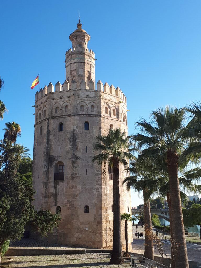 la Torre del Oro - Séville