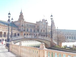 Plaza de España - Séville