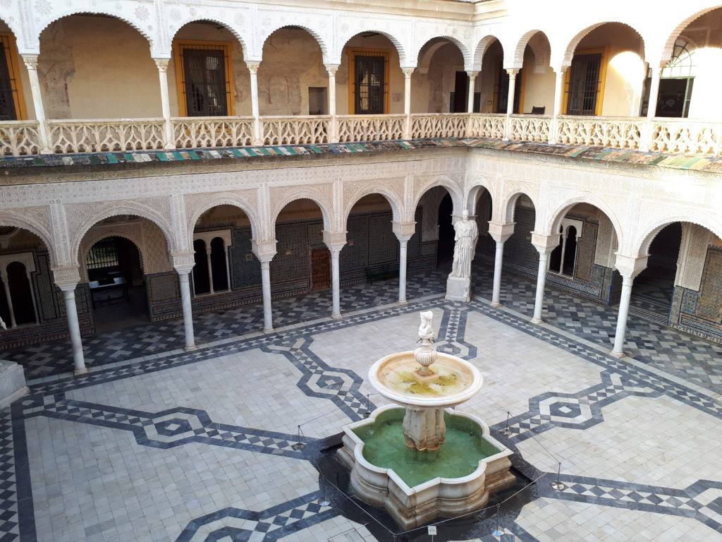 Casa de Pilatos - Séville