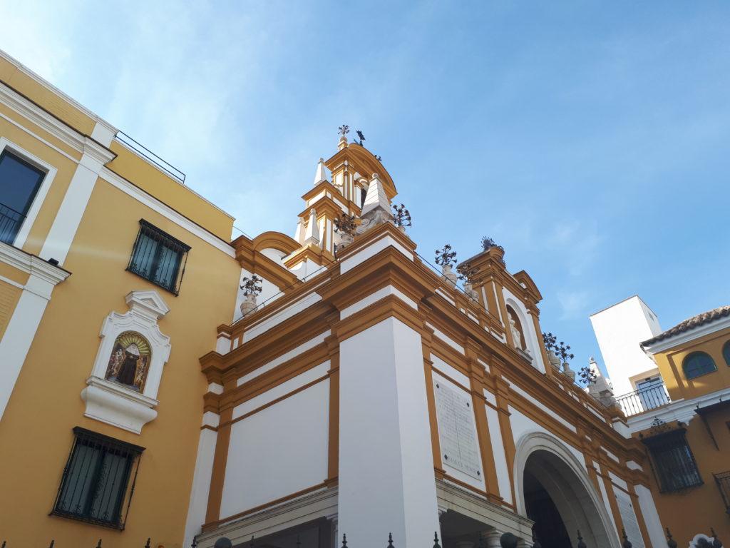 Basilique de la Macarena - Séville
