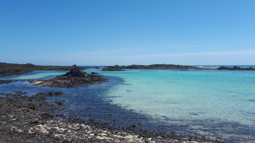 Lagon de Isla de Lobos
