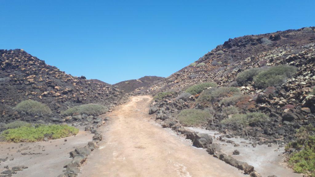 Randonnée sur Isla de Lobos