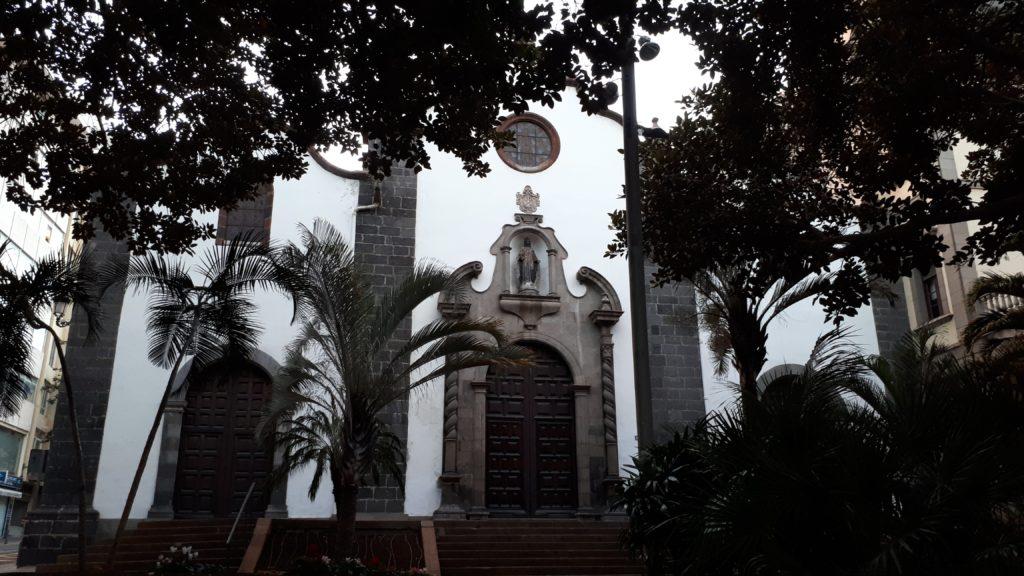Eglise San Francisco de Asis de Santa Cruz de Tenerife