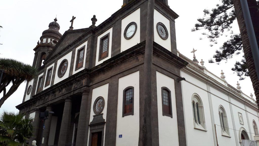 Catedral de Nuestra Señora de los Remedios - La Laguna