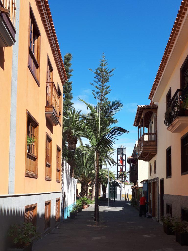 Centre-ville de Puerto de la Cruz