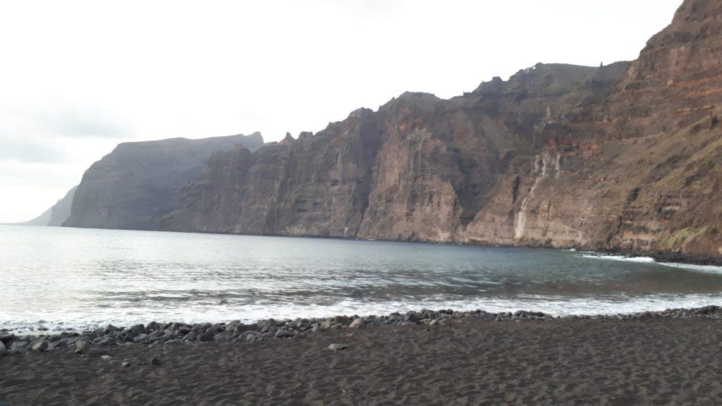 Les falaises Los Gigantes