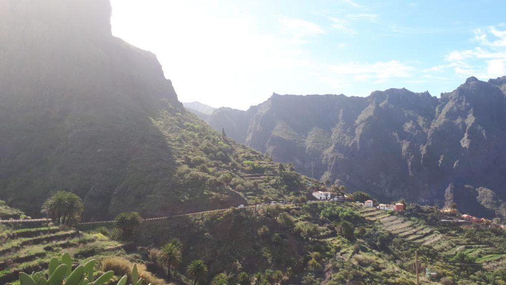Le village de Masca