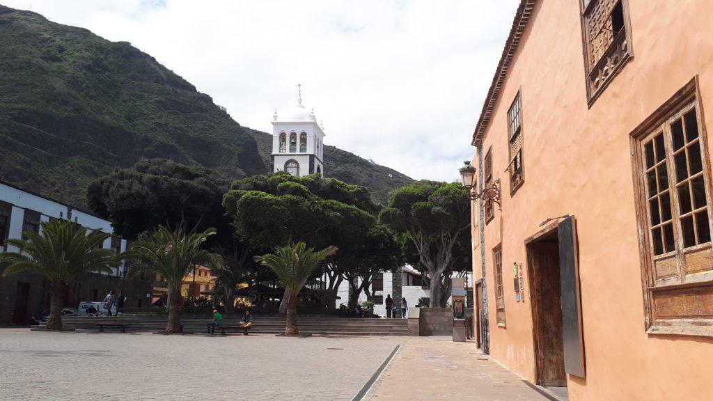 Plaza de La Libertad - Garachico