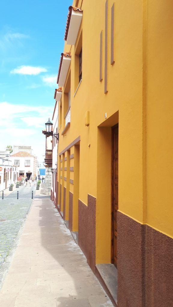 Une ruelle de Garachico