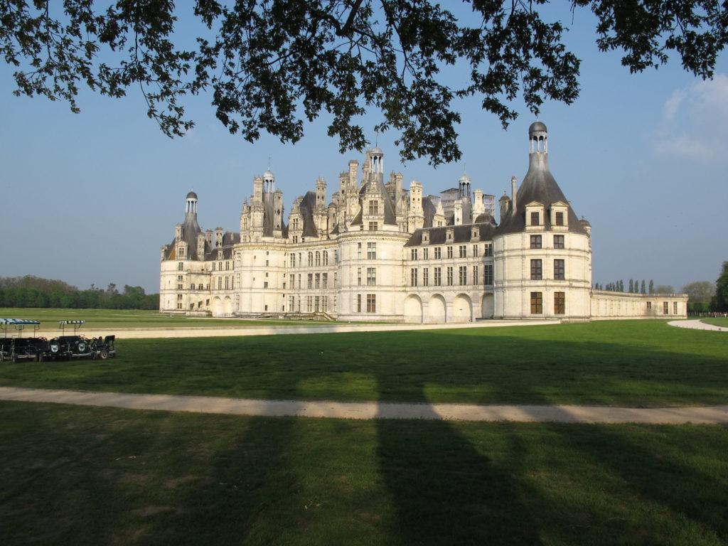 Chambord - Château de la Loire
