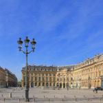 Place Vendôme à Paris : le luxe à la française